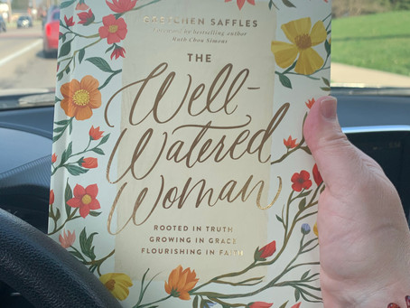 Well Watered Women by Gretchen Saffles