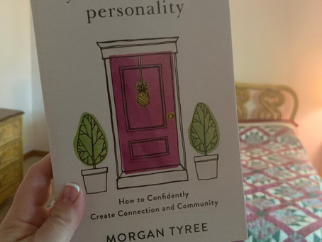 Your Hospitality Personality-Morgan Tyree