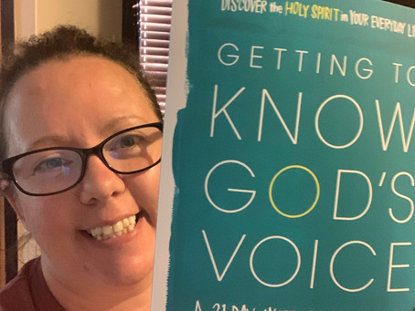Getting to Know God's Voice-Jenny Randle