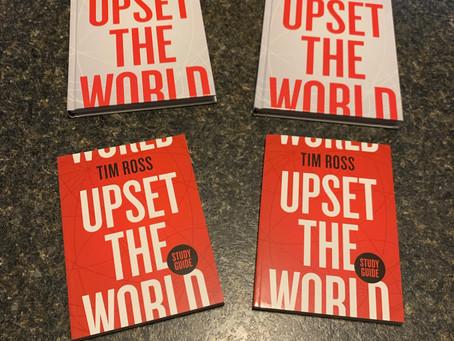 Upset the World-Tim Ross