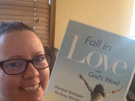 Fall in Love with God's Word-Brittany Ann