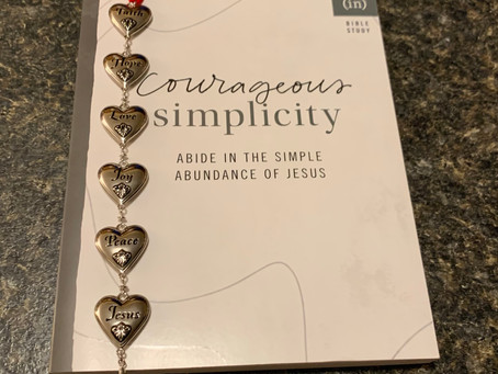 Courageous Simplicity Review