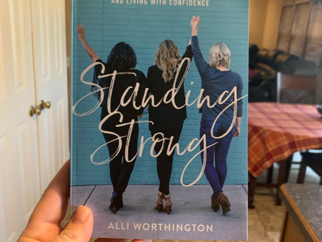 Standing Strong by Alli Worthington