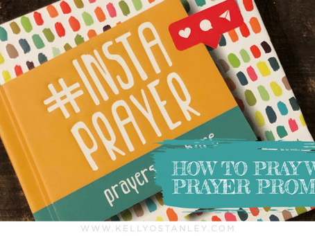 Instaprayer: Prayers to Share Guest Blog