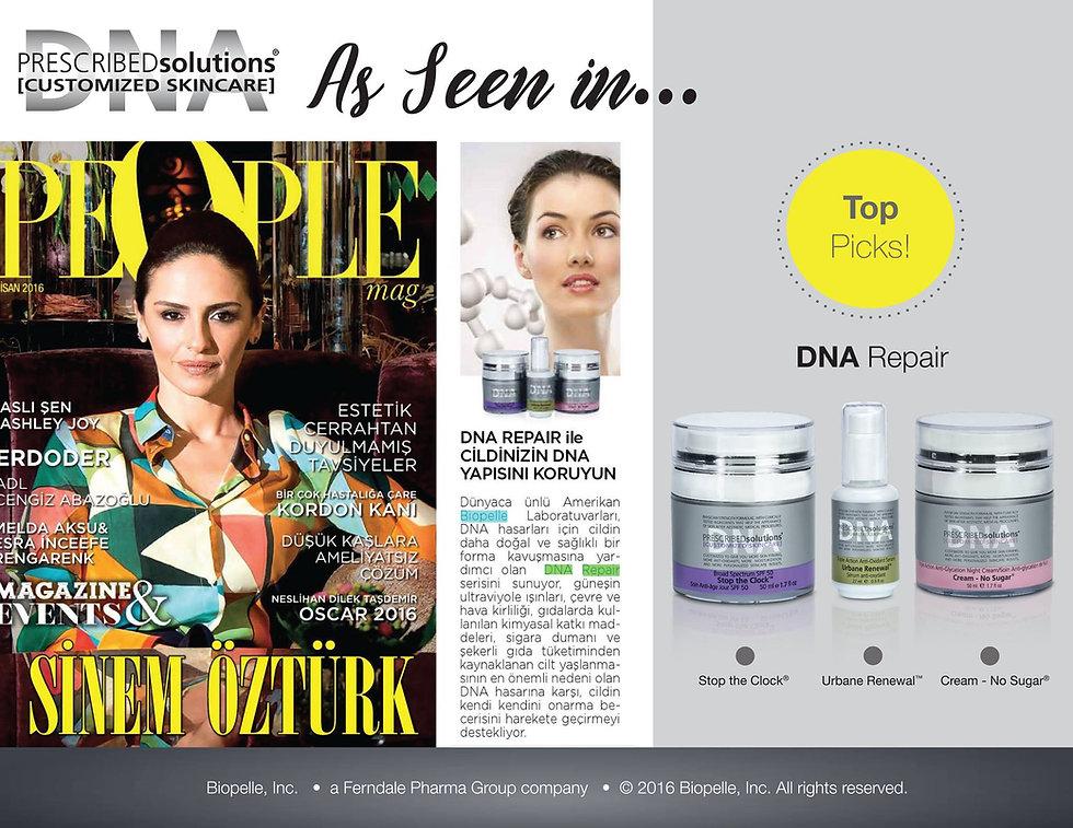 Prescibed Solutions - DNA Repair - Medical Skin and Laser