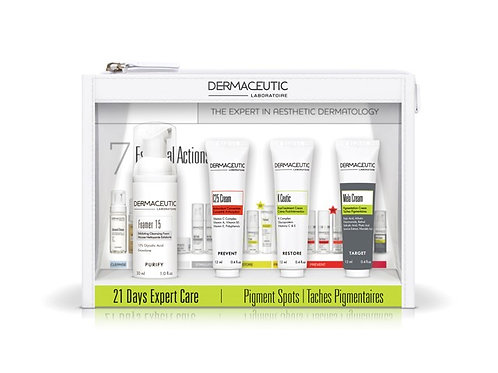 21 Days Expert Care Pigment Spots and Melasma Kit