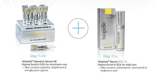 Tensage - Biopelle - Medical Skin and Laser