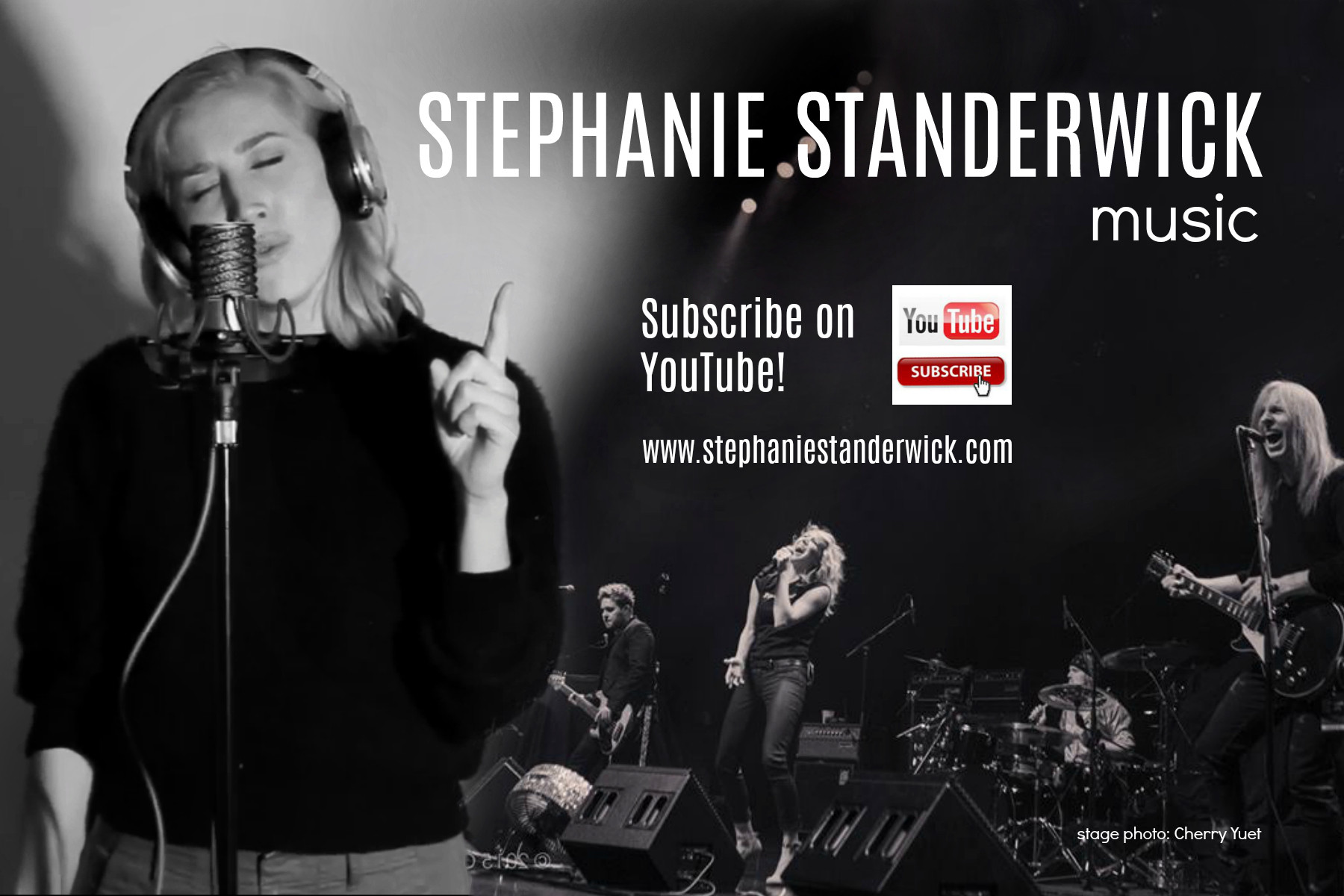 Christian Artist | Stephanie Standerwick Music