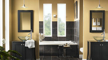 5 Ways to Update Your Bathroom  to Add Value & Style