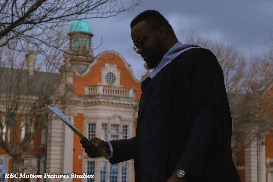 Graduation photos Dublin Ireland