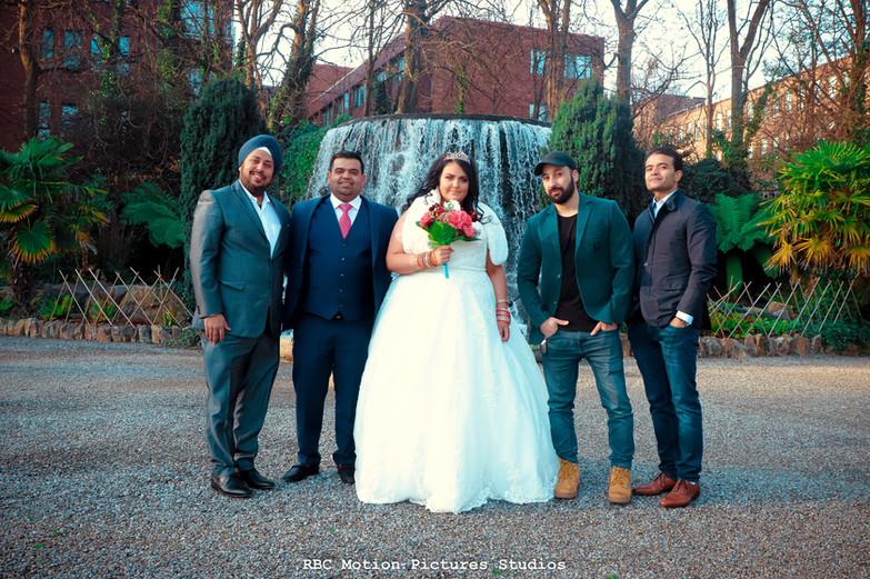 rbcmotionpics wedding 2020 ankit & laura