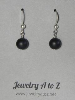 Black Bead #720E-1