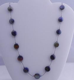 Peacock Pearls #516