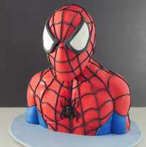 spiderman-cake-tutorial-ann-reardon-how-