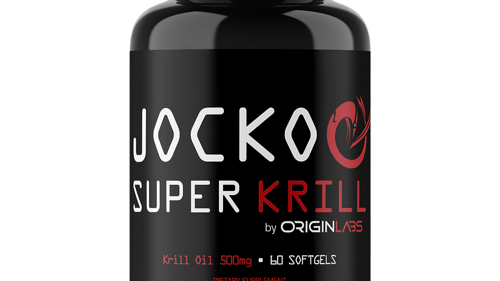 JOCKO SUPER KRILL OIL