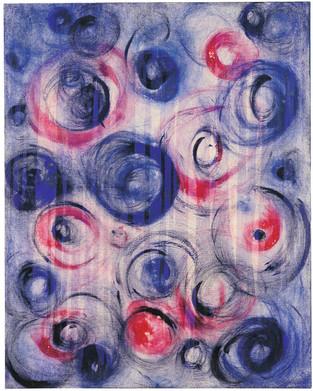 El azul ultramar de Yves Klein.