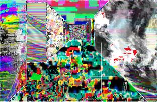 Dibujos en la era digital , el trabajo de Carolina Villanueva Lucero