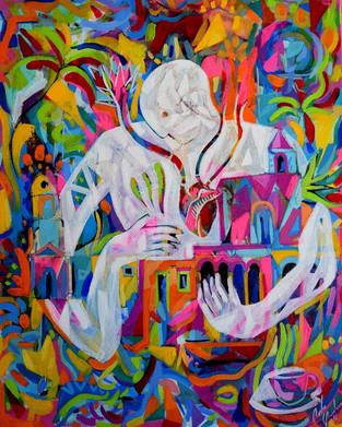 Los colores de Carlos Quintero.