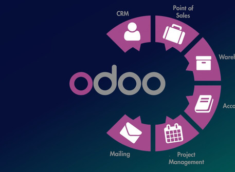 Overview of Odoo Open ERP System Lecture, February 2019
