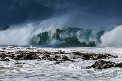 Shore break Slab