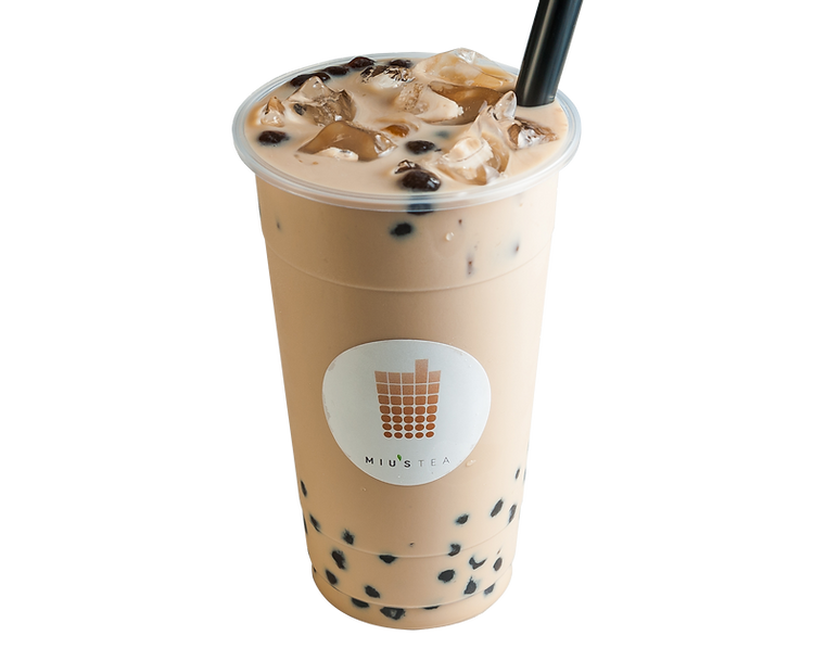 Milk Tea, Bubble Tea