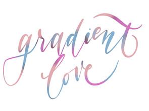 gradient love