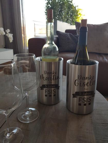 FSIS 5 Jahre Weinkühler