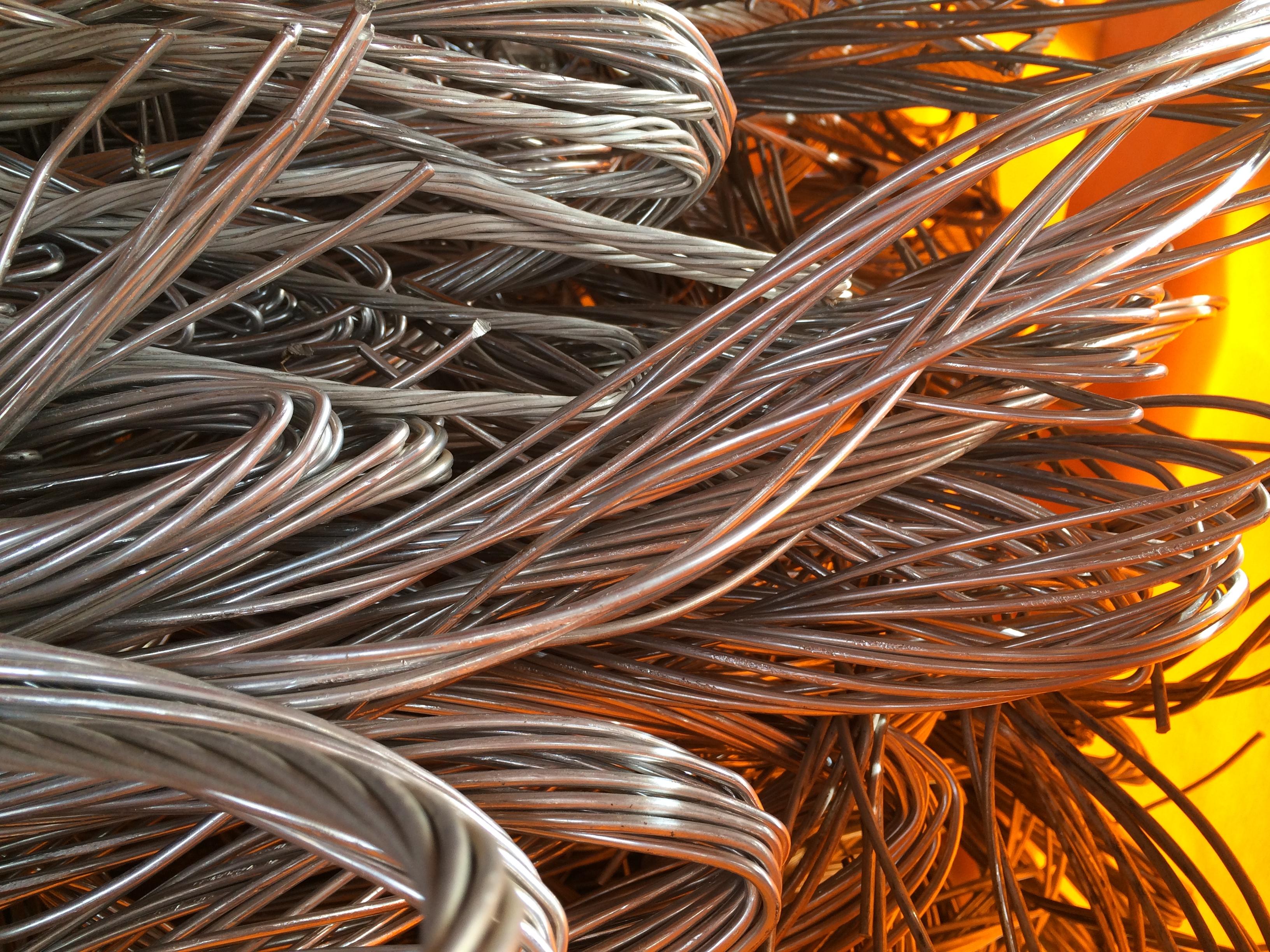 Aluminum EC Wire
