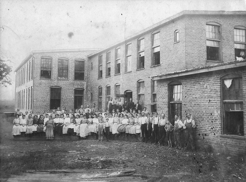 Founding Crescent Sock Co. and Hiwassee Trading Company