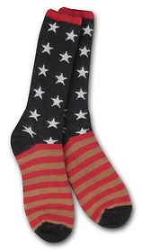 Made in USA sock