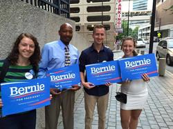 Supporting Bernie Sanders 001
