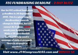FEC fundraising deadline in 2 days: