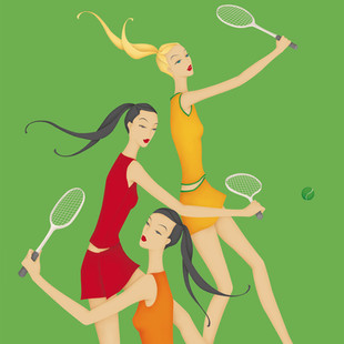 Tennis Rivalry