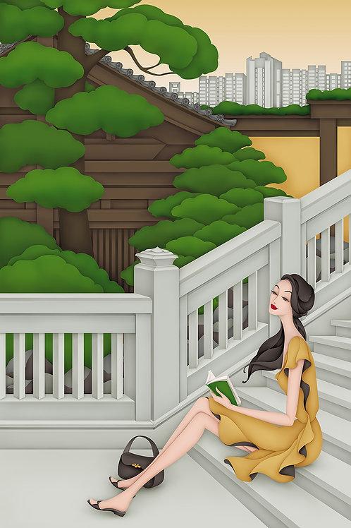 Hong Kong Beauty Series - 1