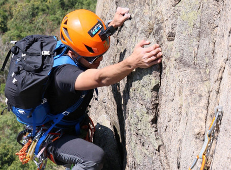 【技術】攀岩的基礎技巧(2)