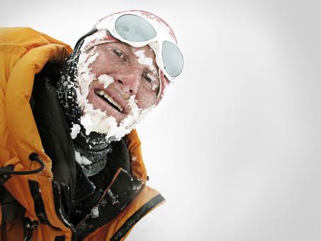 【巔佬】山巔。經歷生死的登山攝影師