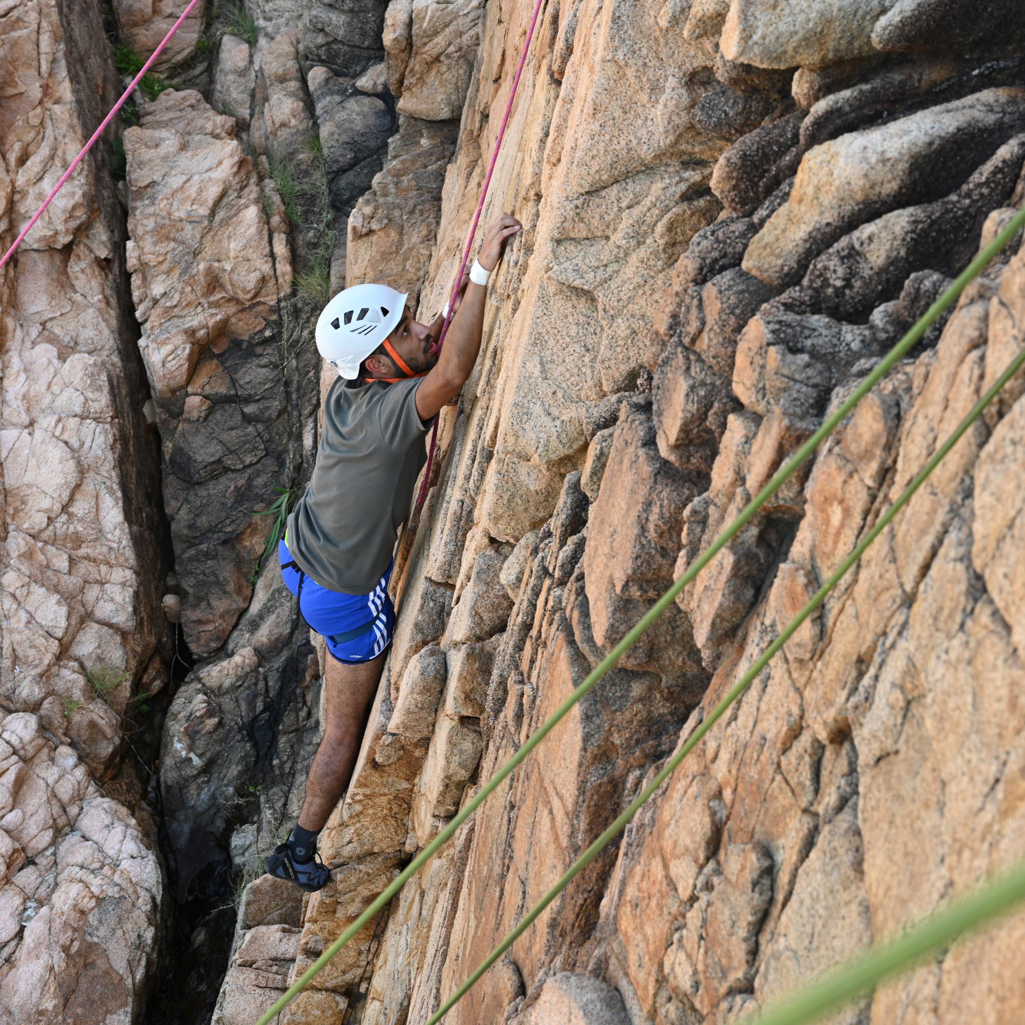 戶外攀岩體驗日(7月11日 星期日)