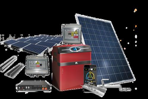 KITR3-6.84-5-10L (kW 6.84 con accumulo 10kWh)