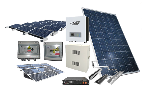 EN-OFF1.14-2-2L (kW 1.14 off-grid con accumulo 2 kWh netti al litio)