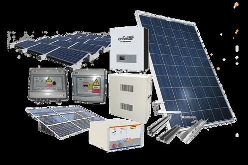 EN-OFF2.28-3-3.55C (kW 2.28 off-grid con accumulo 3.55 kWh netti condensatore)
