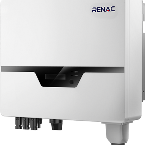 NAC5K-DS (inverter di stringa monofase)