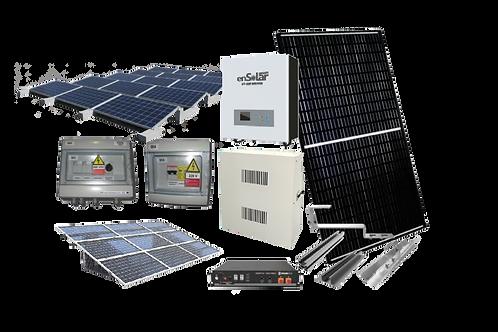 EN-OFF2.85-3-4L (kW 2.85 off-grid con accumulo 4 kWh netti al litio)