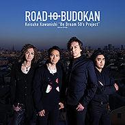 河西啓介 ROAD to BUDOKAN(ロード・トゥ・ブドーカン)/ BLOW〜風は吹いてる