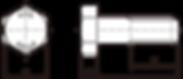 HugBlot(ハグボルト)形状図