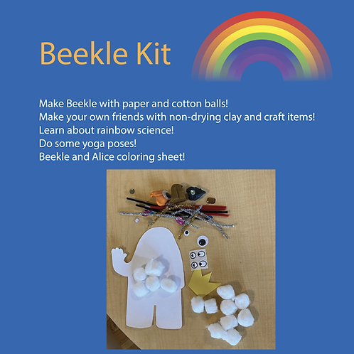 Beekle Take-home Kit