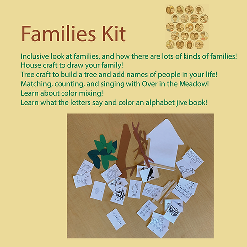 Families Take-home Kit