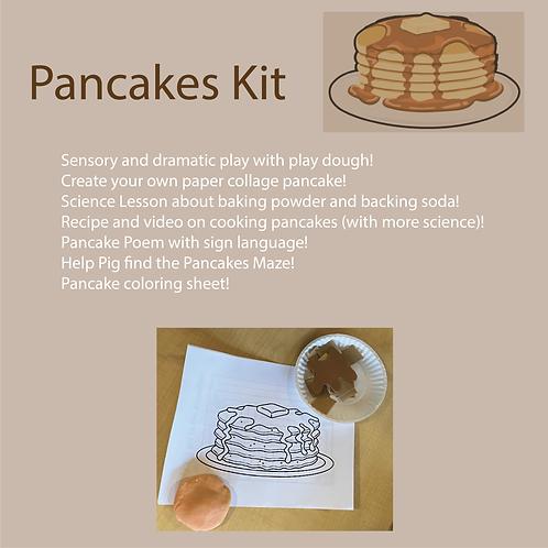 Pancakes Take-home Kit