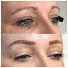Whose eyebrows need a bit of TLC?  Mic