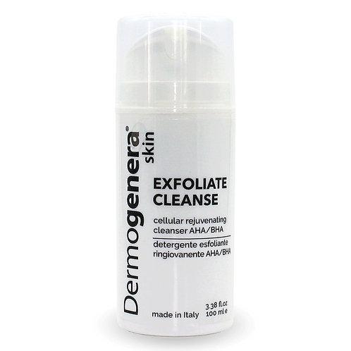 Dermogenera Skin Exfoliate Cleanse