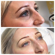 Microblading today on @cathnimmo !   T